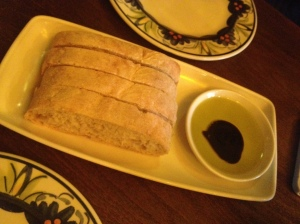 Bread with Oils