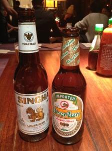 Busabi Eathai Beers