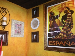 La Tasca Decor