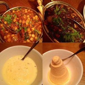 Regency's Mains & Desserts