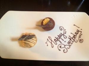 222-Happy Birthday Dessert