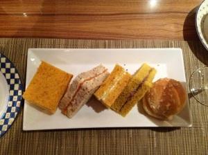 Pret-a-Portea Sandwiches