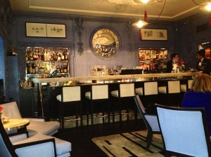 Blue Bar Berkeley Hotel