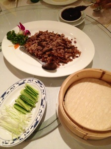 Crispy and Aromatic Duck