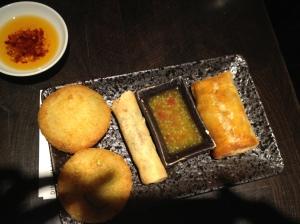 Ping Pong Vegetarian Food
