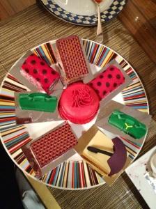 Pret-a-Portea Cakes