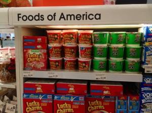 Foods of America