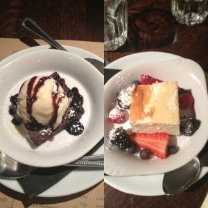 Assaggetti's Desserts