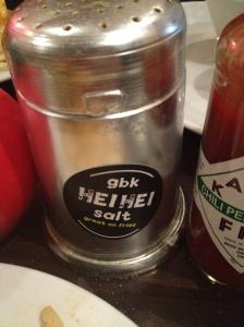 GBK Hei Hei Salt