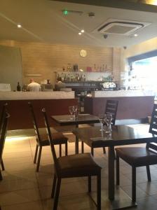 Inside L'ulivo Italian Restaurant