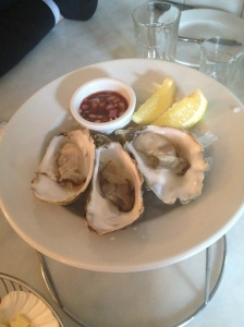 Riddle & Finns Oysters