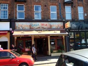 Casa Mia Restaurant Hatch End