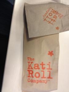 Kati Roll Take Away Packaging