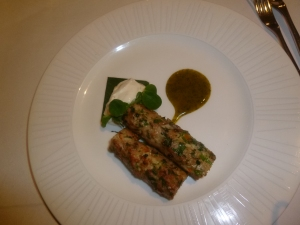 Chicken Sheekh Kebab