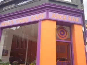 Neal's Yard Cafe Juice Bar