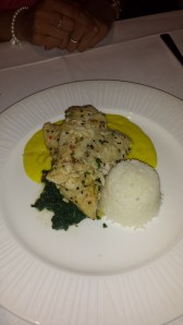 Spice Crusted Hake