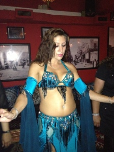 Belly Dancer Teacher