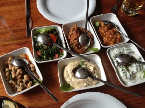 Cold Meze Selection