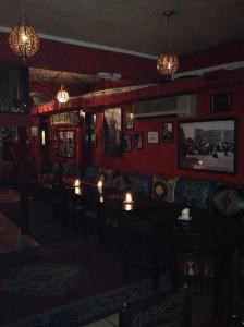 Inside Maison Touareg