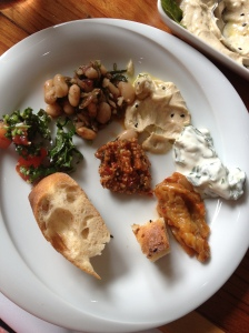 Selection of Meze