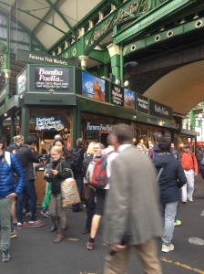 Borough Market Food Section