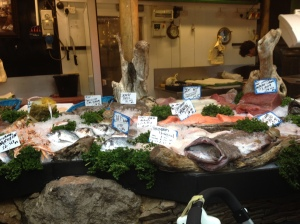 Borough Market Fish