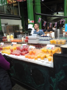 Borough Market Juices