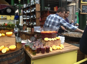 Borough Market Sangria