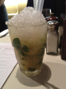 Fire and Stone's Mojito