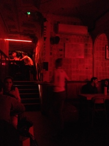 Meat Liquor Interior