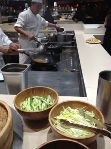 Chinese Cuisine Live Station