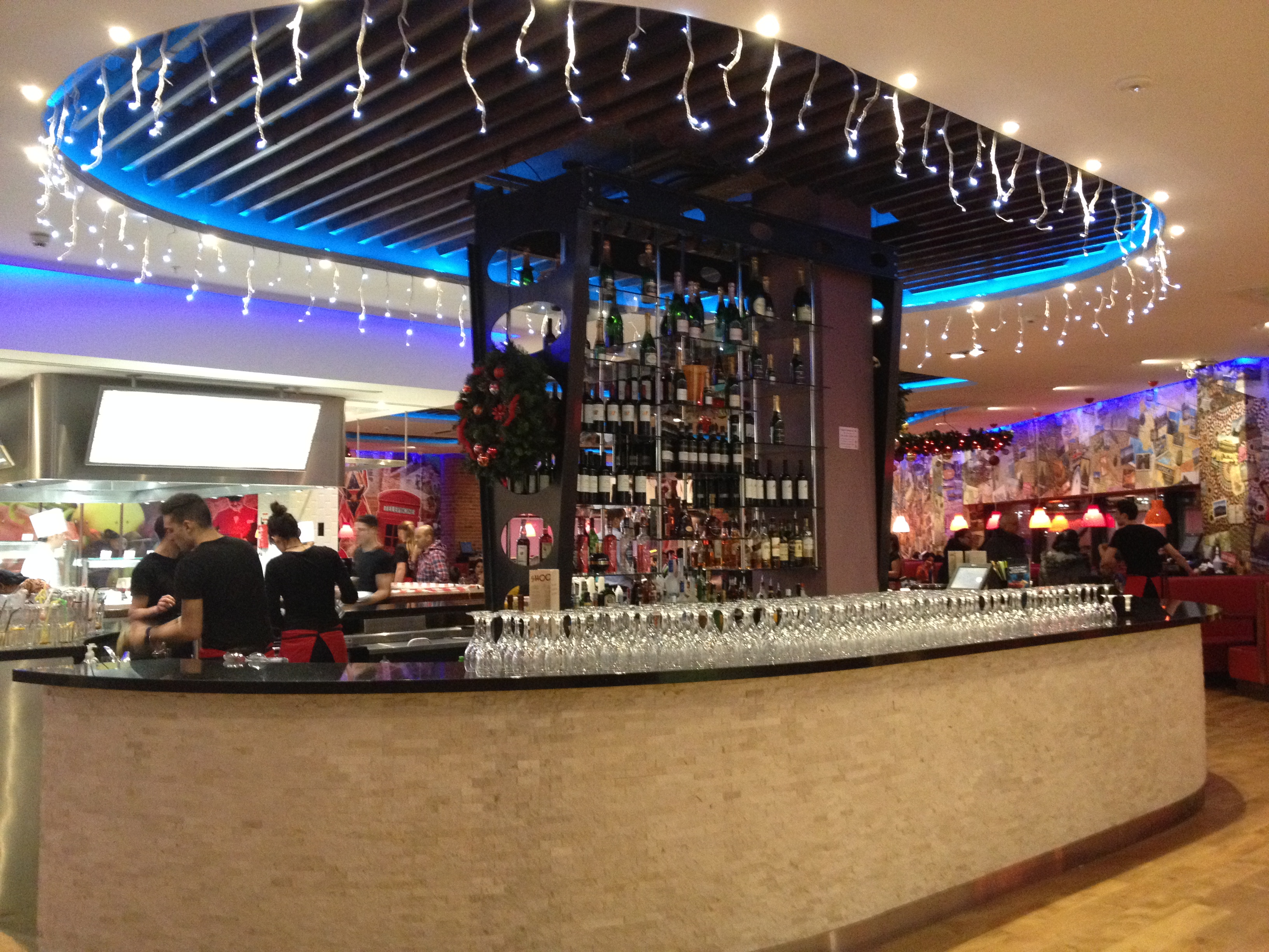 Jimmy s world grill amp bar restaurant review wembley