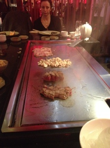 Benihana Chicken & Beef