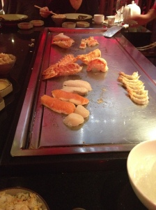 Benihana Seafood