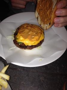 Chilli Hamburger