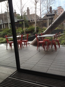 Albion Outside Seating