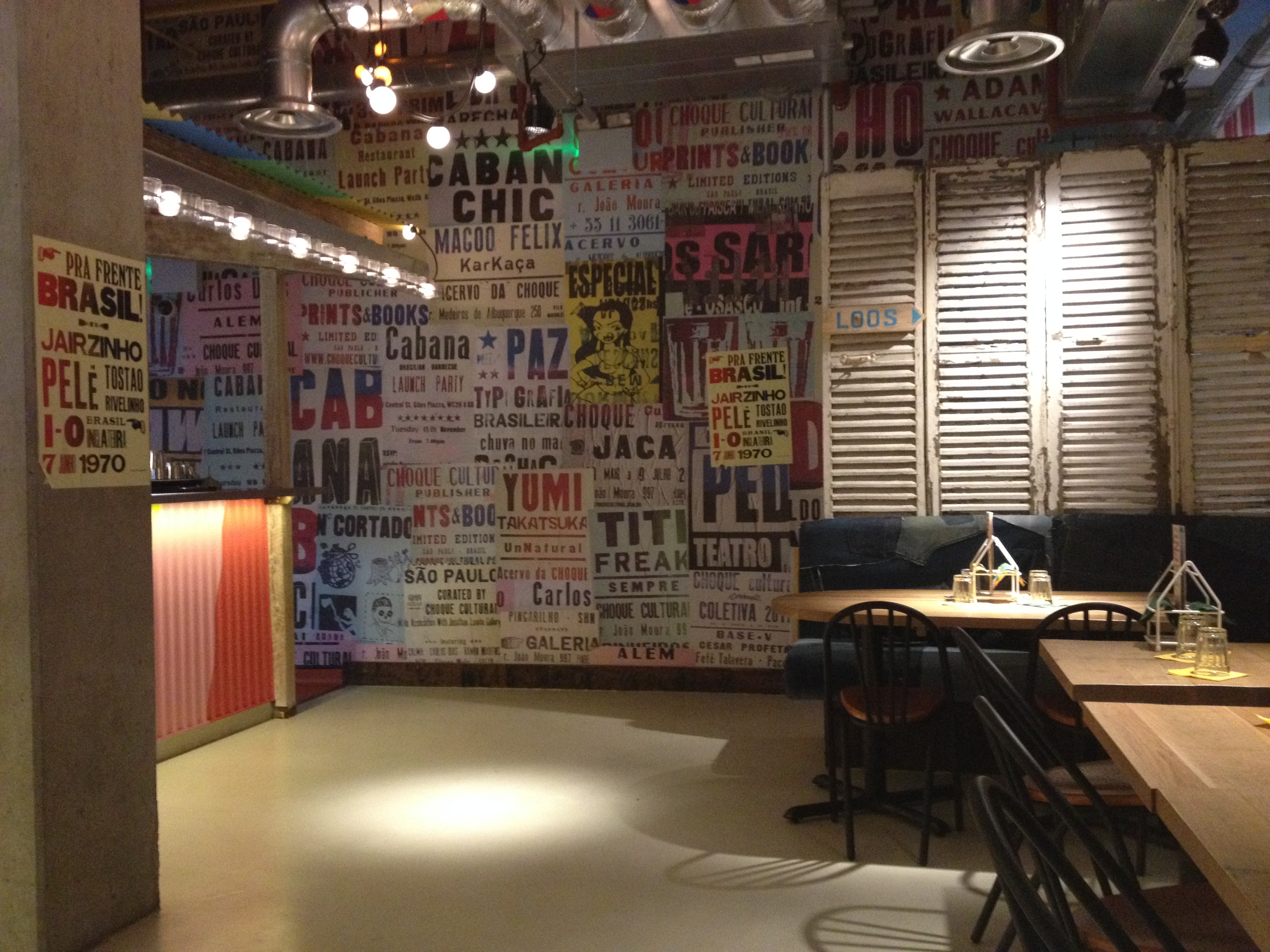 Bbq Restaurant Wall Decor : Cabana brazilian barbecue restaurant review wembley