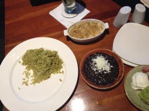 Coriander Lime Rice, Pico de Gallo and Black Beans