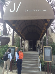 Le Jules Verne Restaurant-Paris