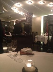Inside Kai Resturant