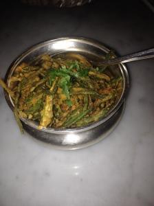Rajasthani Bhindi