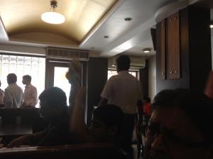 Inside Shiv Sagar