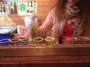 Belgium liquor Jenever