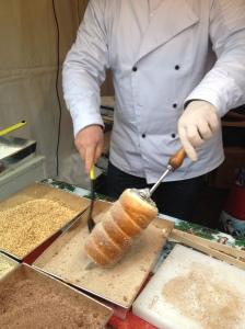 Cinnamon Trdelnk