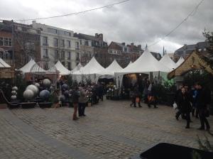 Leuven Christmas Market