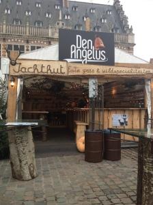 Leuven Christmas Stall