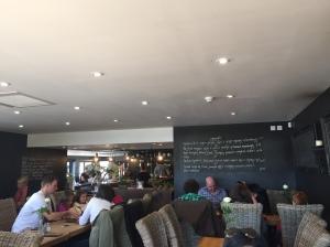 Inside Gogo Restaurant