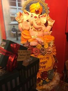 Ganesh Cake