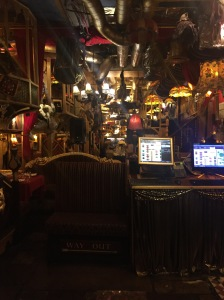 Inside Sarastro