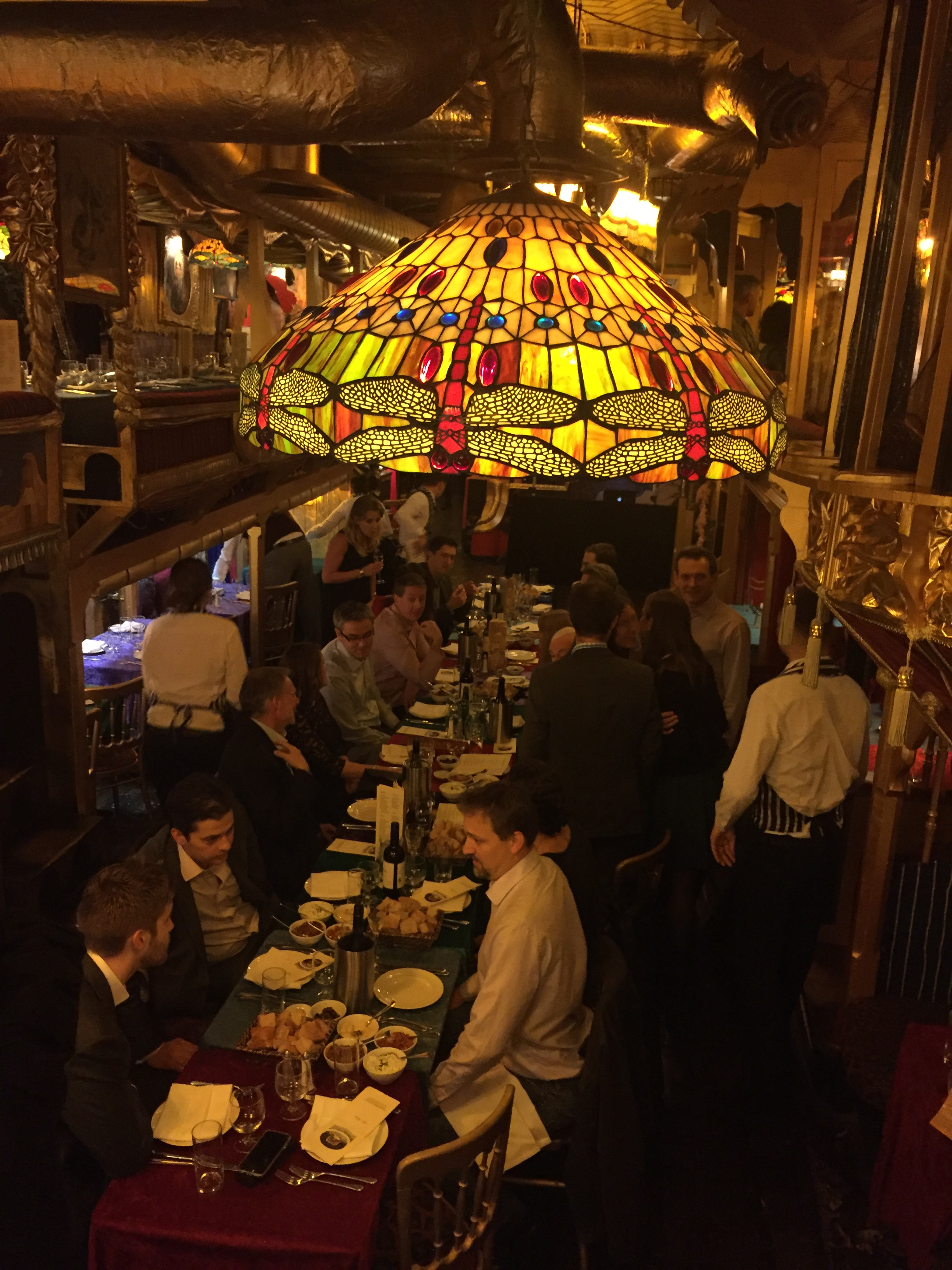 Sarastro Restaurant Review